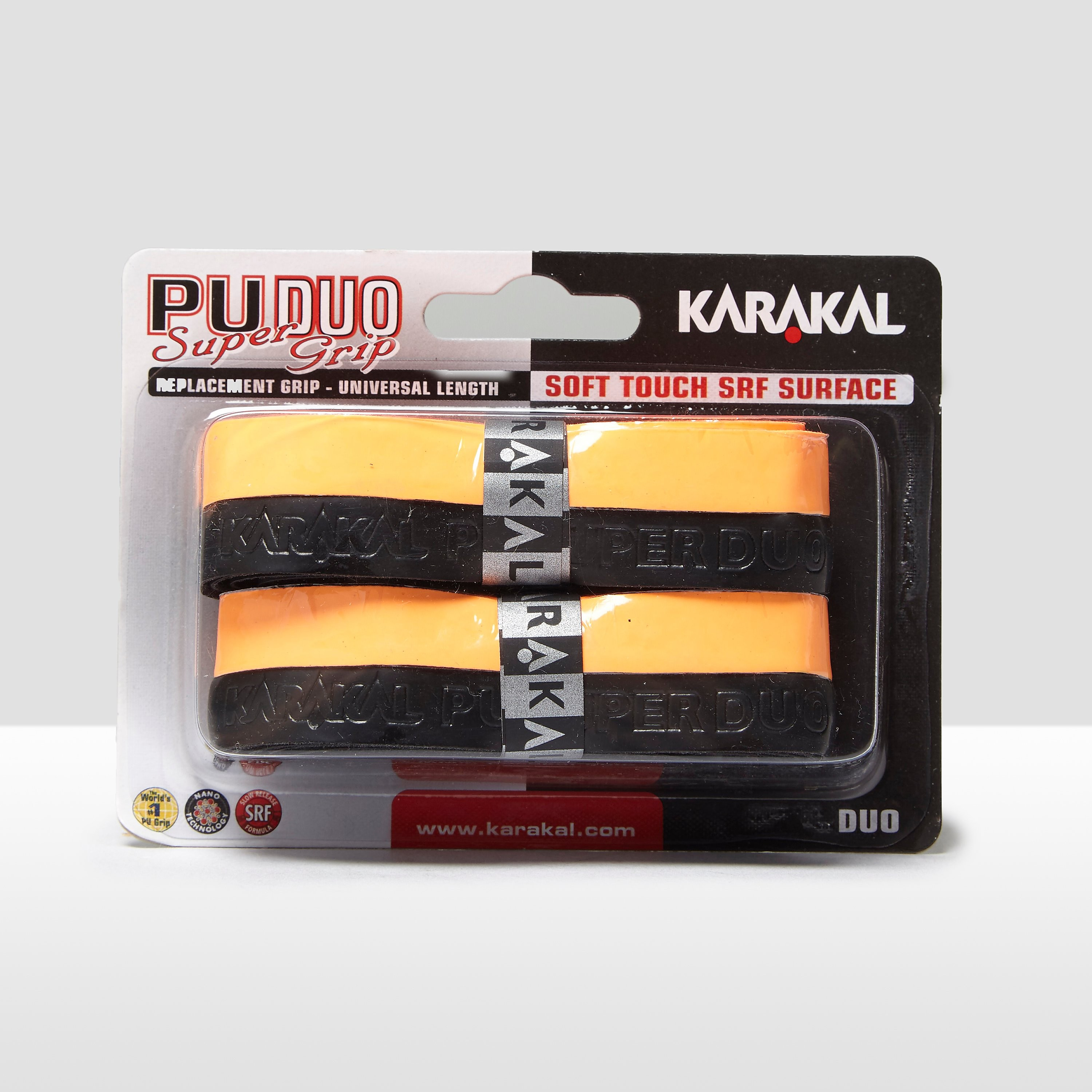 Karakal PU Duo Super Grip Universal Replacement