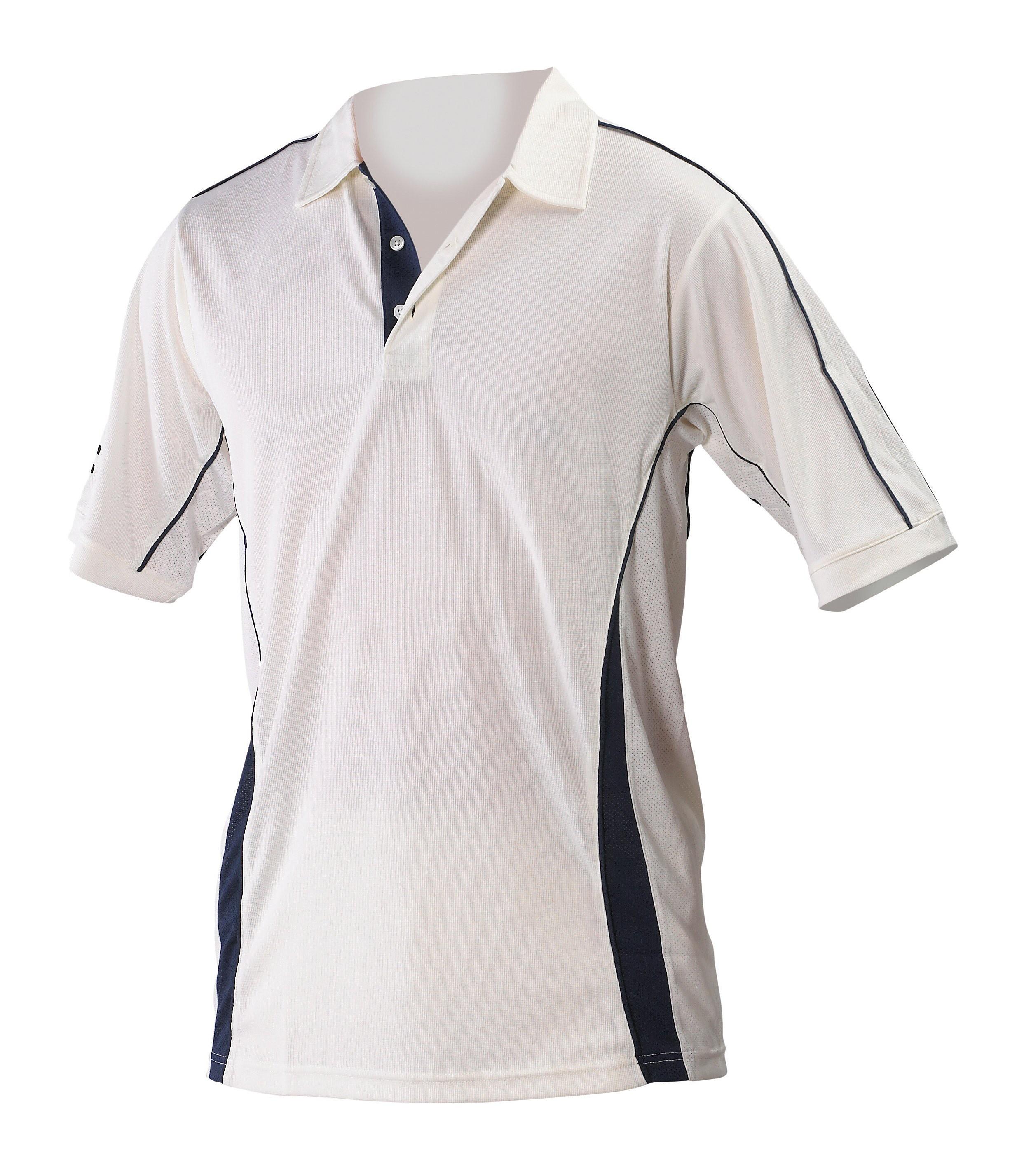 Gray Nicolls GRAY-NICOLLS Junior Players Short Sleeve Shirt