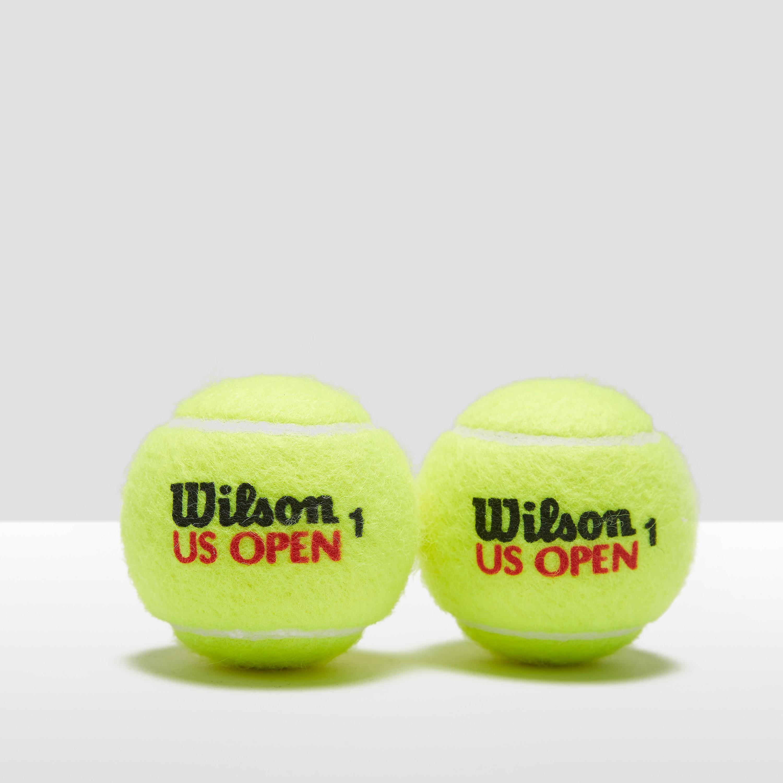 Wilson US Open Tennis Balls (4 Ball Can)