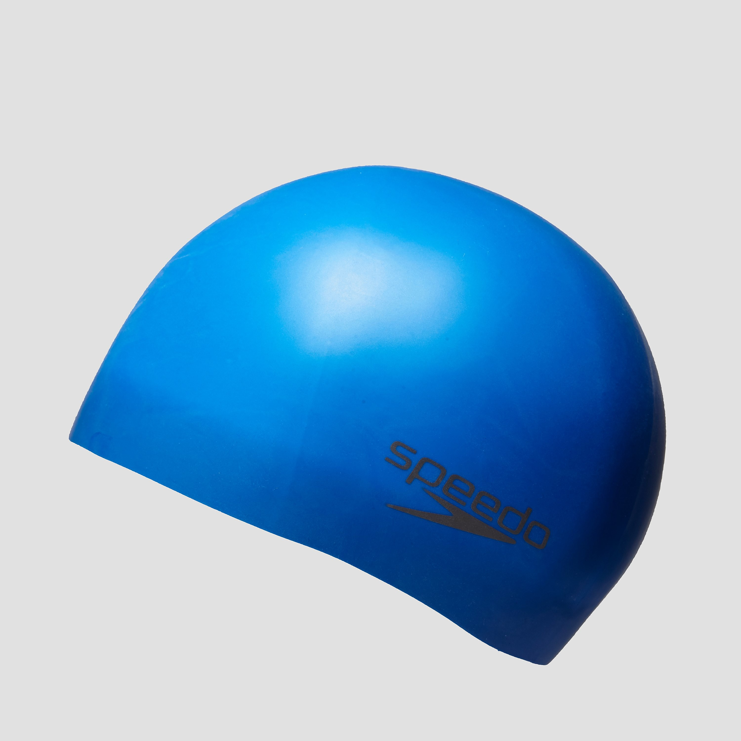 Speedo Plain Moulded Silicone Adult Cap