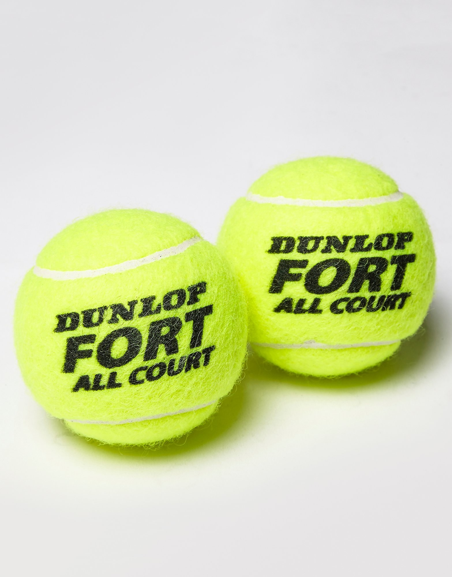 Dunlop Fort All Court Tennis Balls - 4 Ball Can
