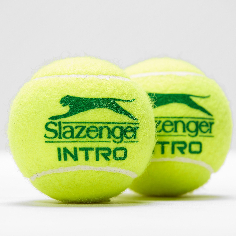 Slazenger Stage 1 Green Mini Tennis Balls