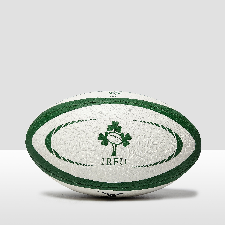 Gilbert  Ireland International Replica Midi Rugby Ball
