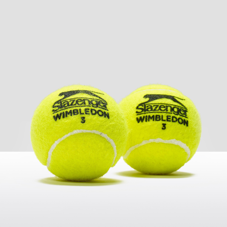 Slazenger Wimbledon 4 Tennis Ball Can