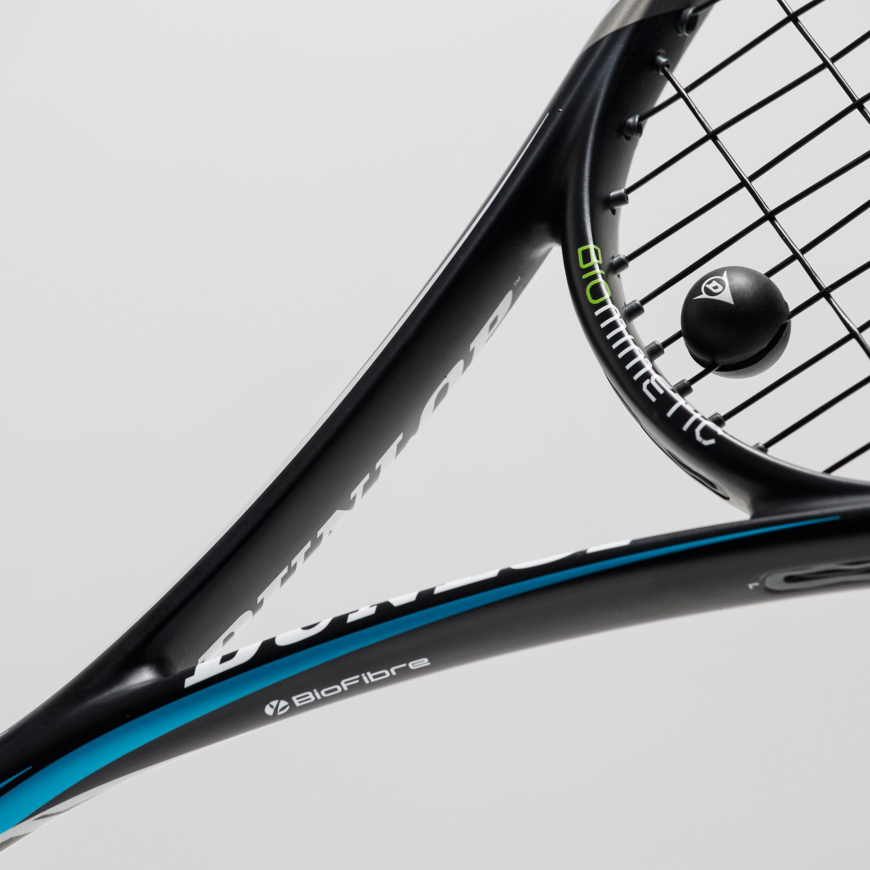 Dunlop Biomimetic PRO GTS 130 Squash Racket
