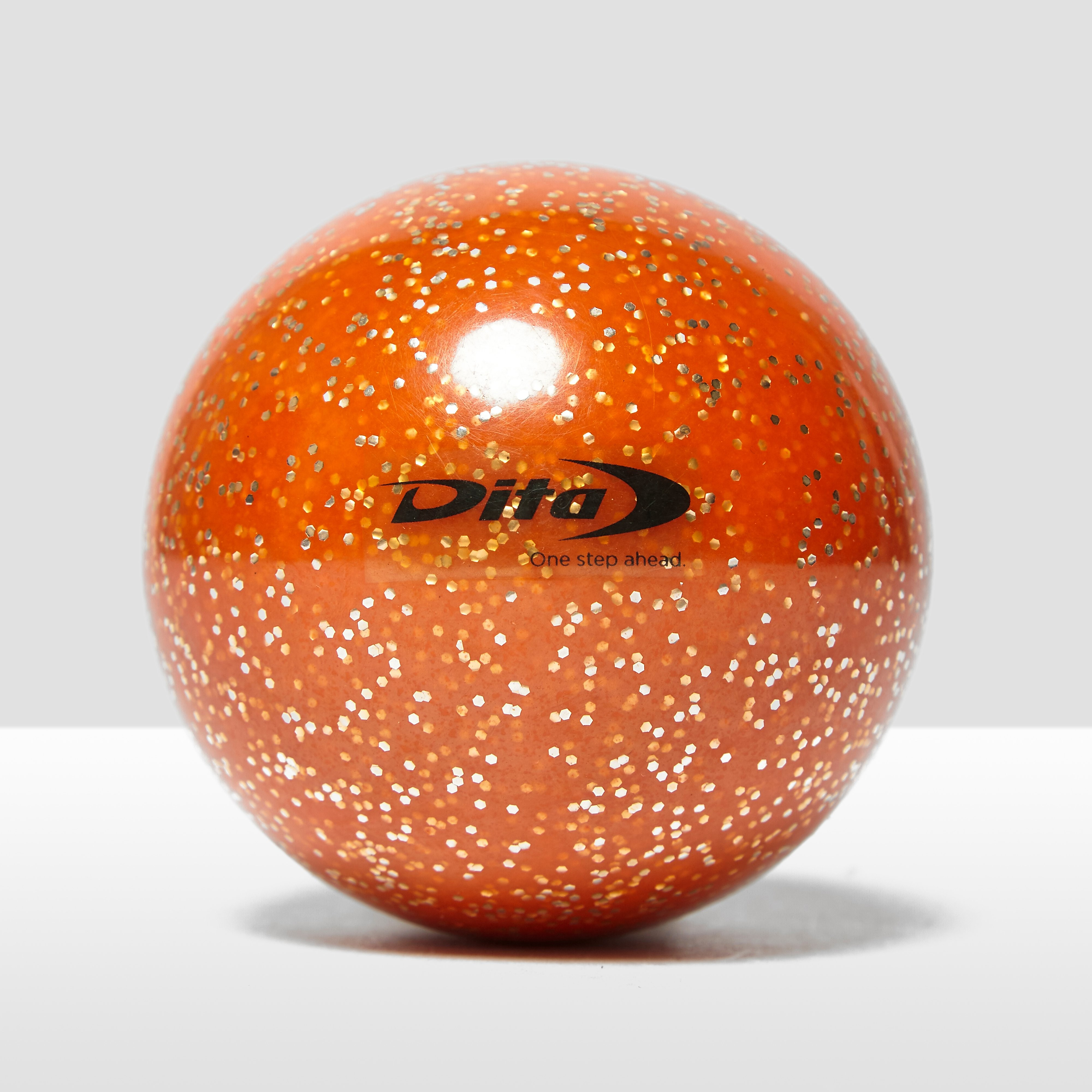 Dita Glitter Ball in Blister Hockey Ball