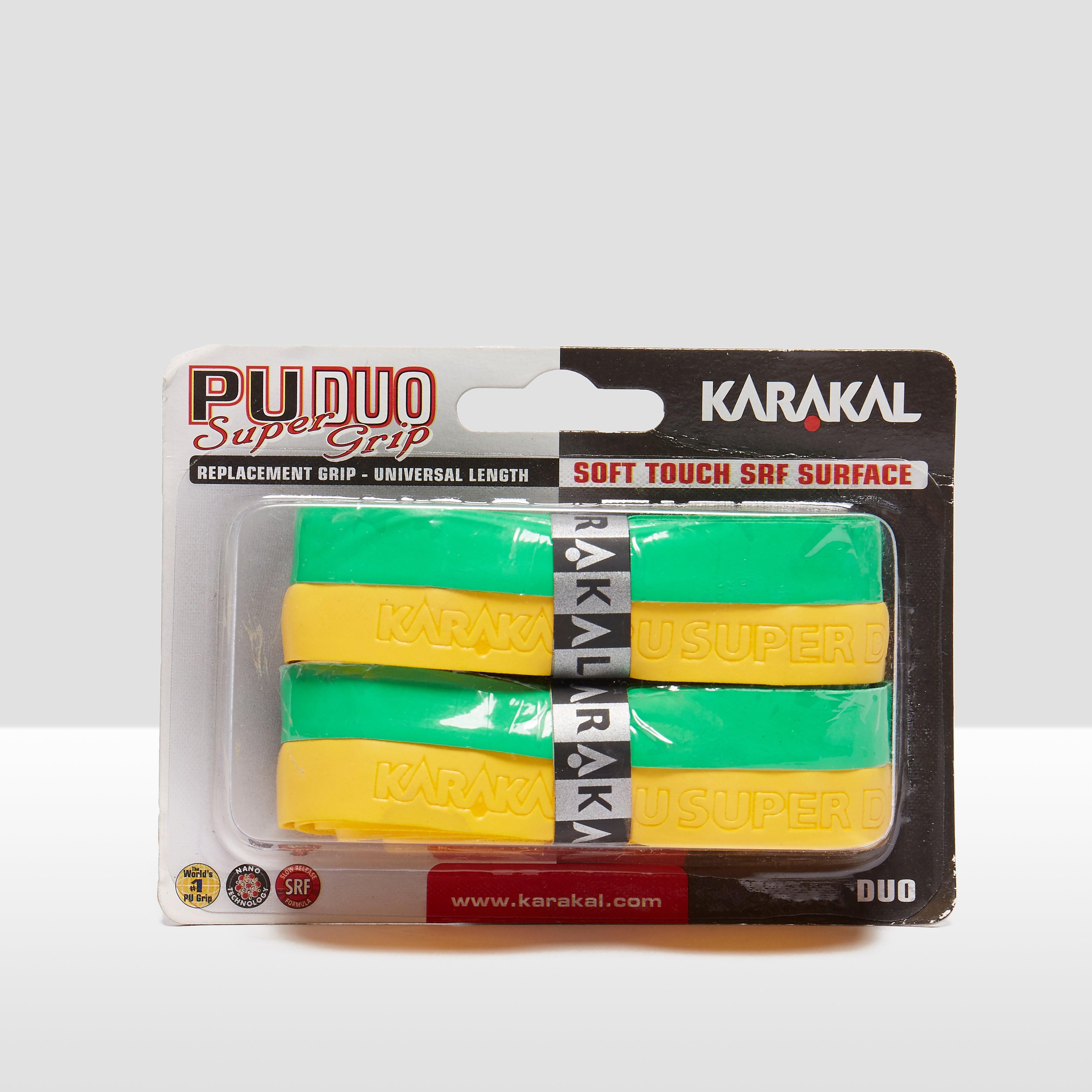 Karakal PU Super Duo Racket Grip