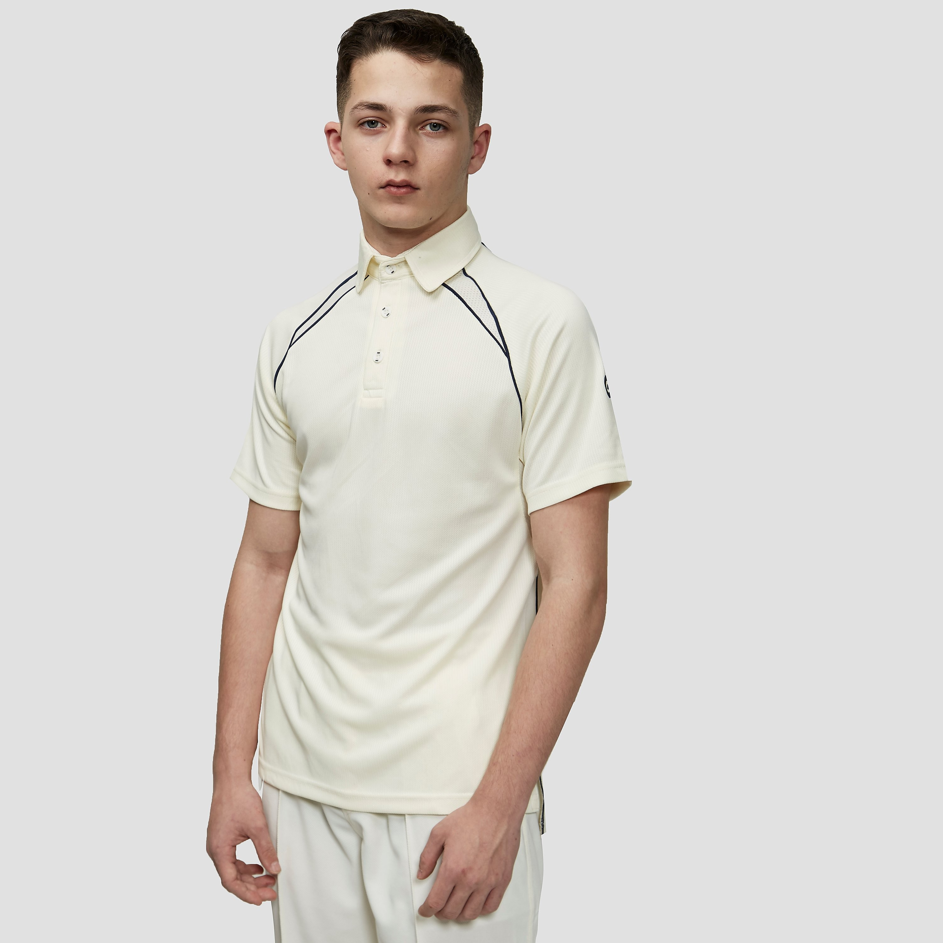 Gunn & Moore Teknik Junior Short Sleeve Cricket Shirt