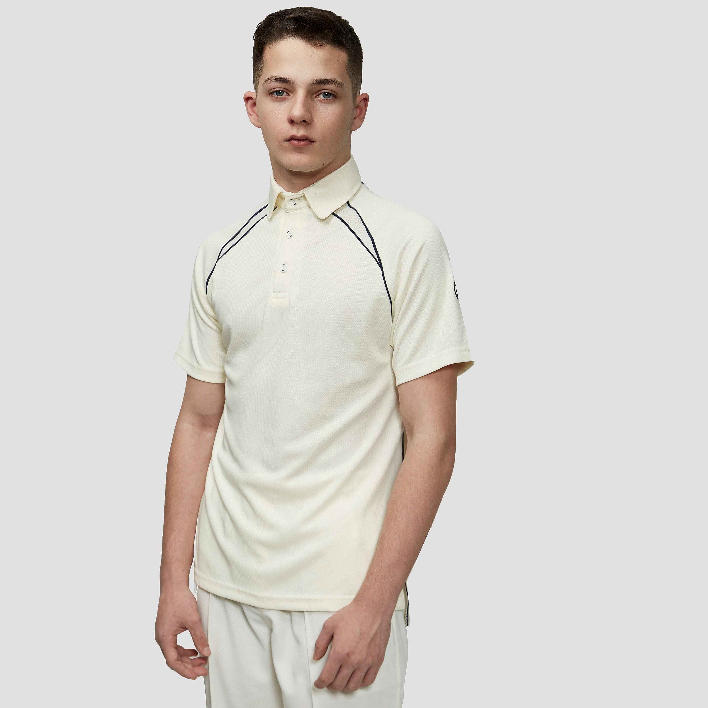 Gunn & Moore Teknik Junior Short Sleeve Cricket Shirt
