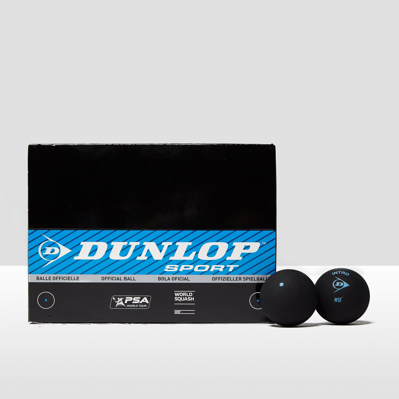 Dunlop Intro Squash Ball 1 Dozen