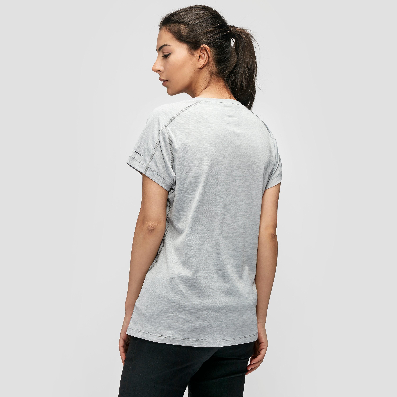 Columbia Ladies Zero Rules Short Sleeve Shirt
