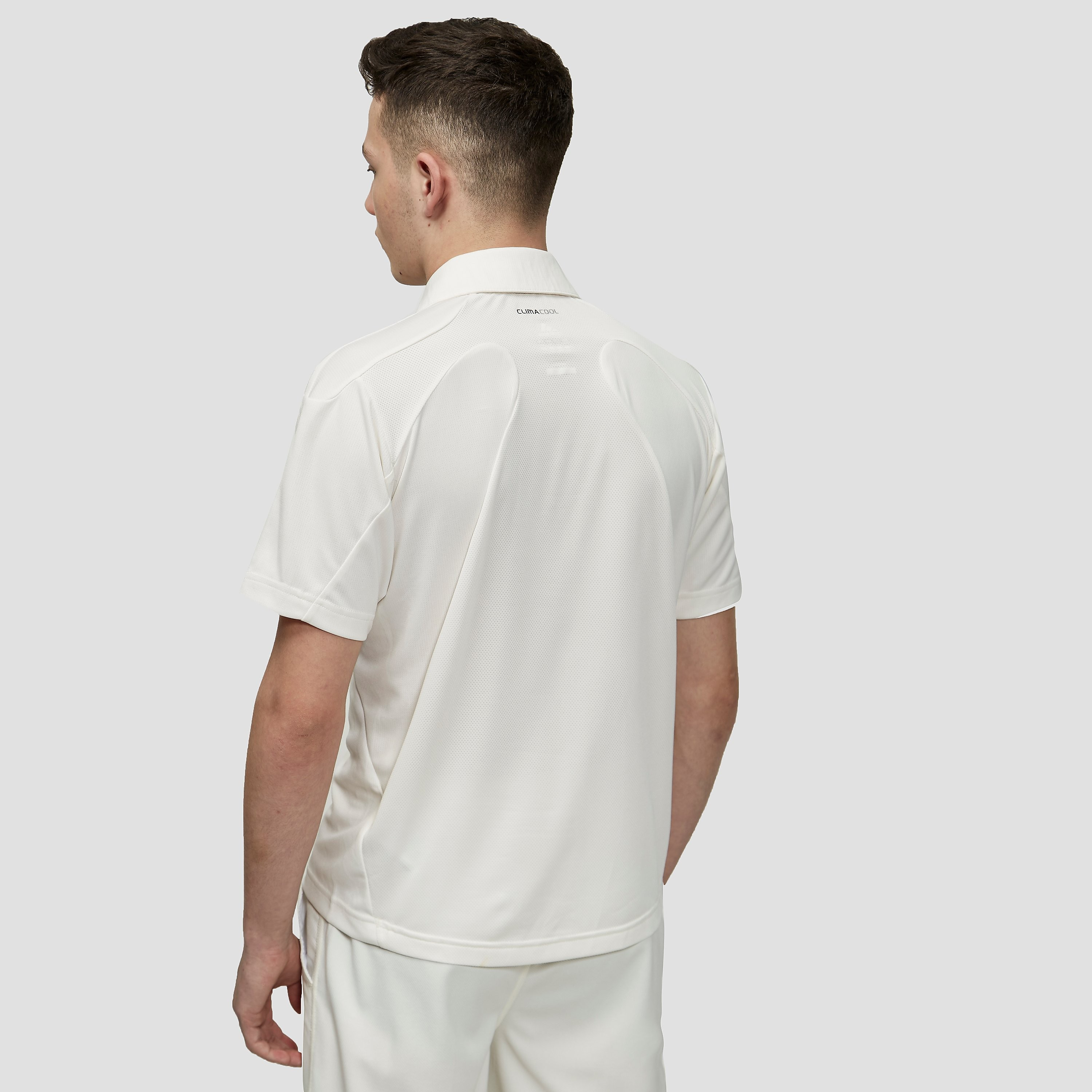 adidas Short Sleeve Junior Cricket Shirt