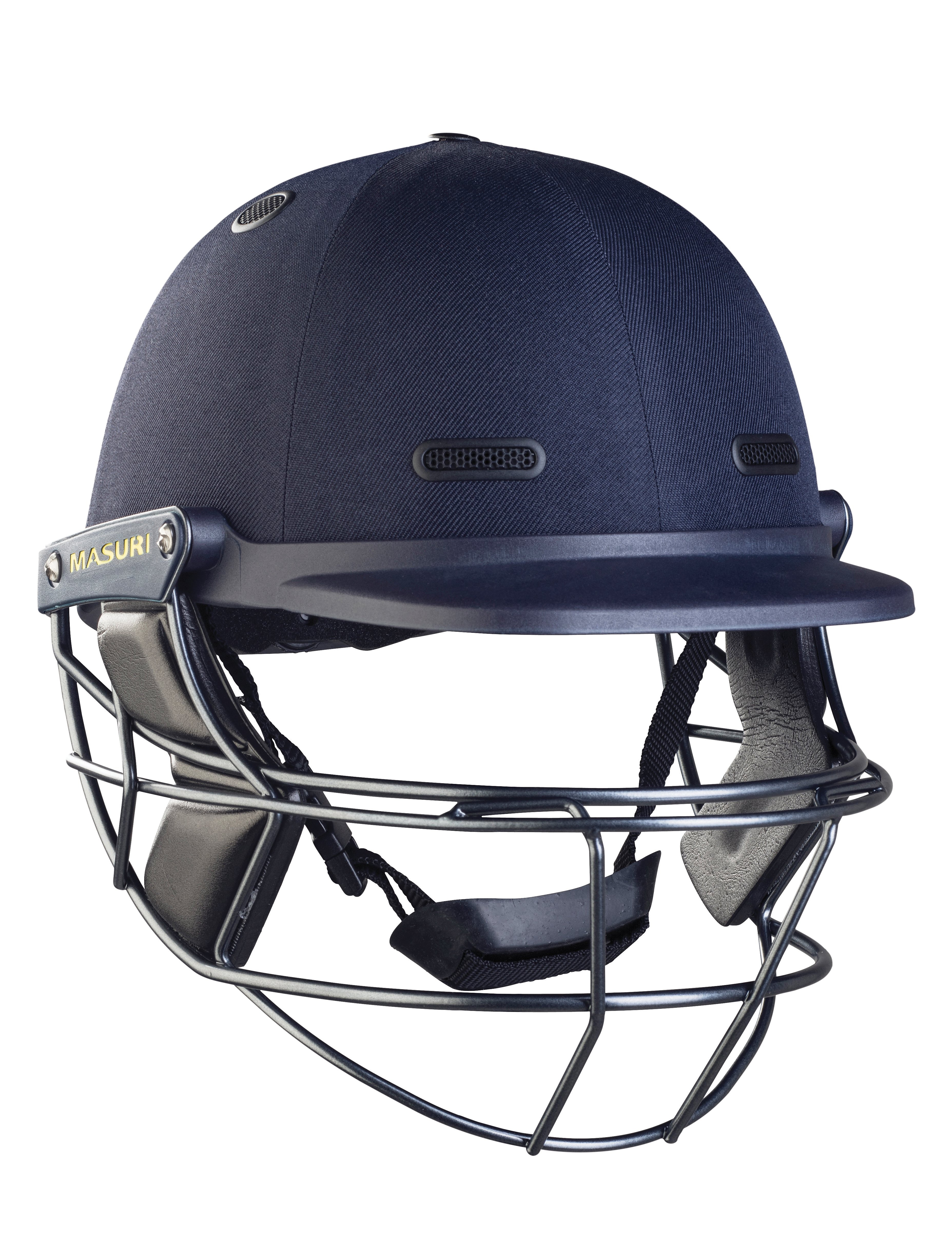 Masuri Vision Test Steel Mens Cricket Helmet