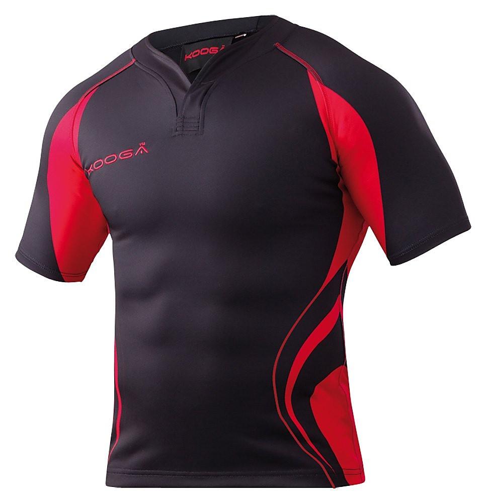 KooGa Elite Tight Fit Men's Curve Shirt