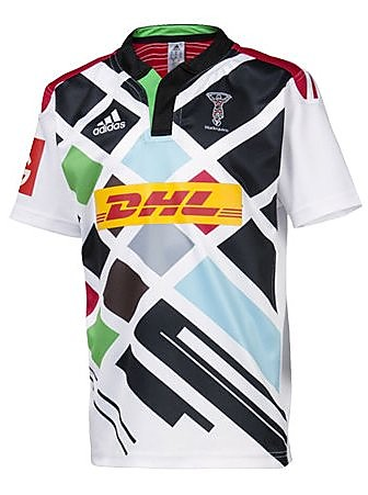 adidas 2014/15 Rugby Jersey