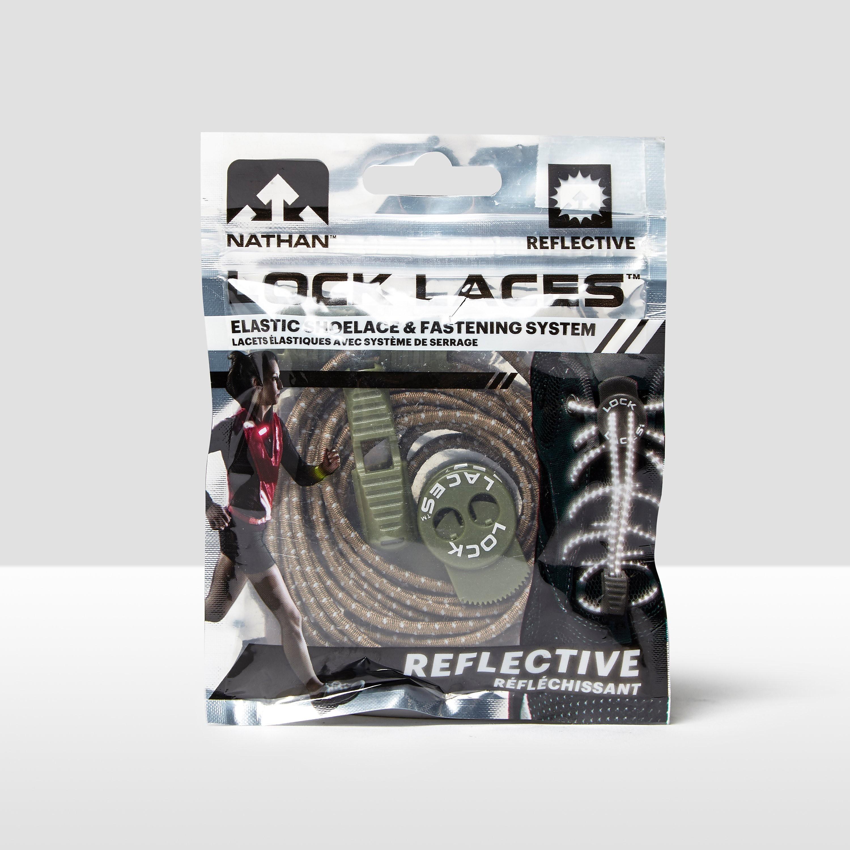 Nathan Reflective Lock Laces