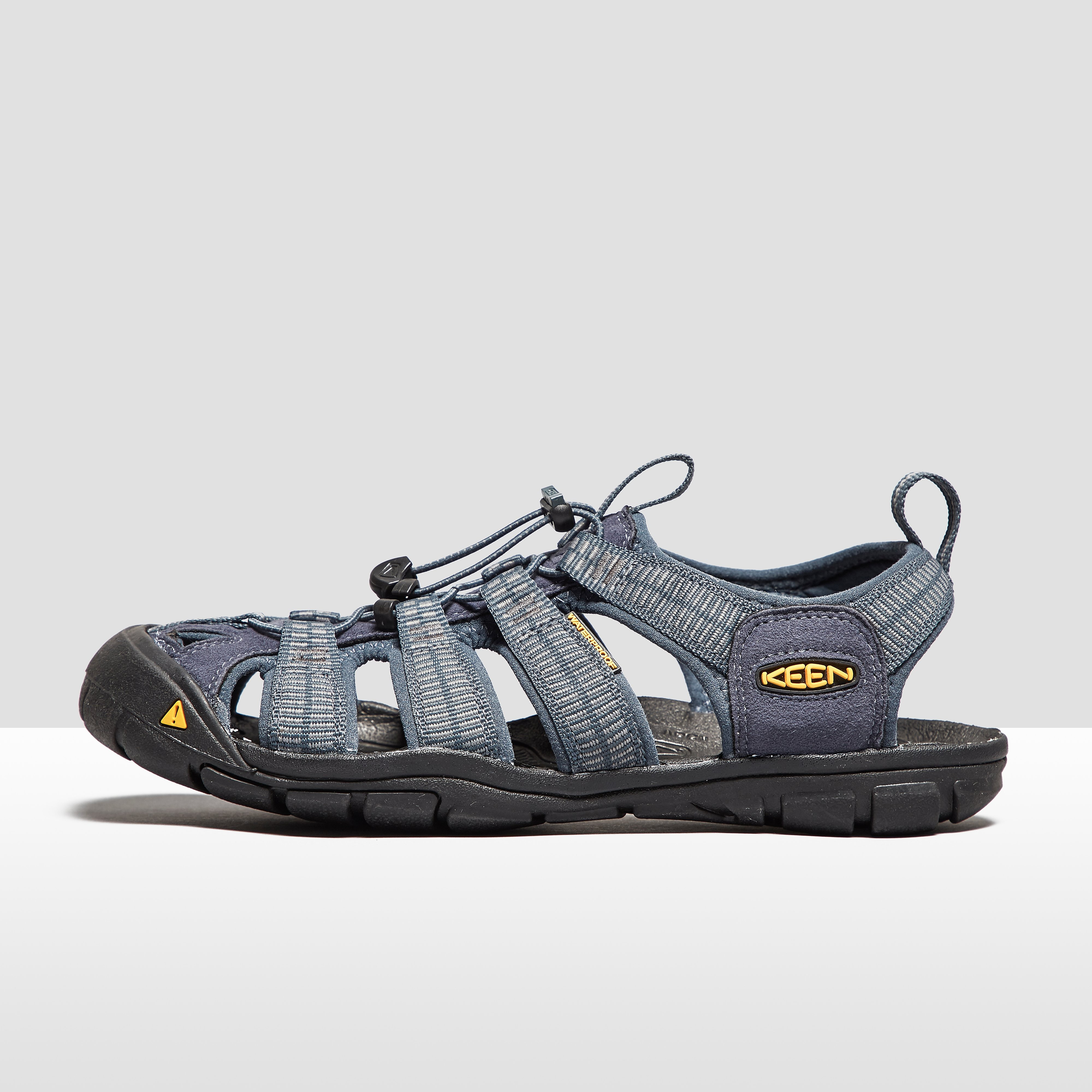 Keen Clearwater CNX Leather Men's Sandal