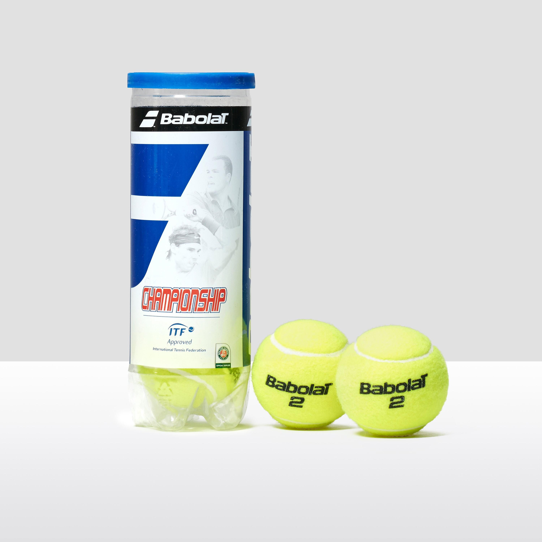 Babolat Championship Tennis Balls - 3 Ball Can