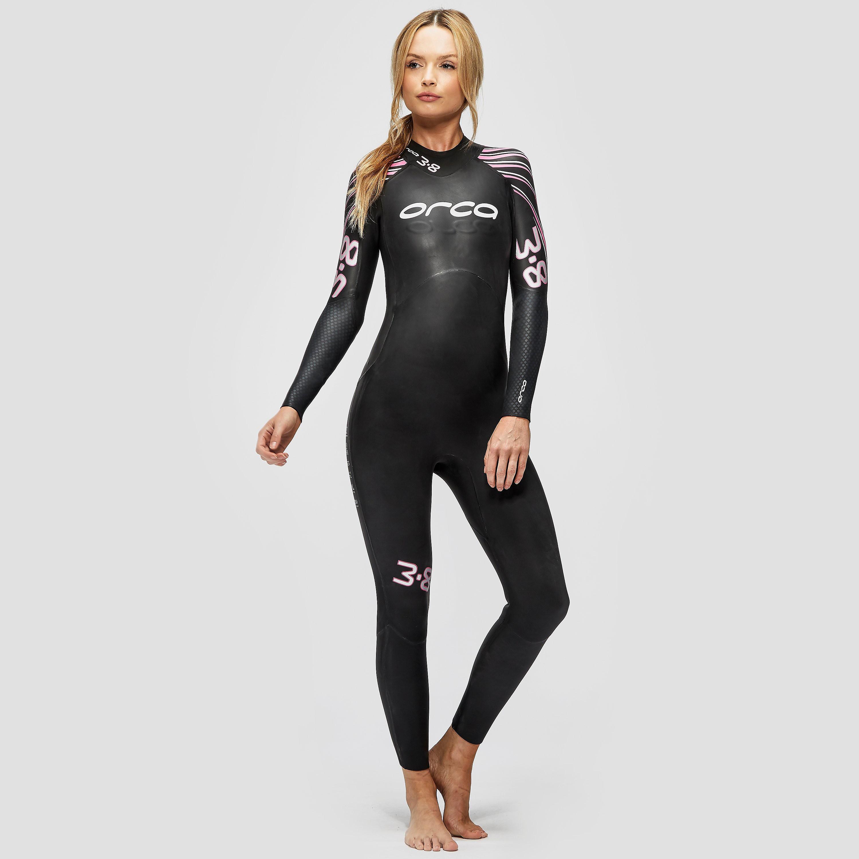 Orca 3.8 Ladies Fullsleeve Triathlon Wetsuit