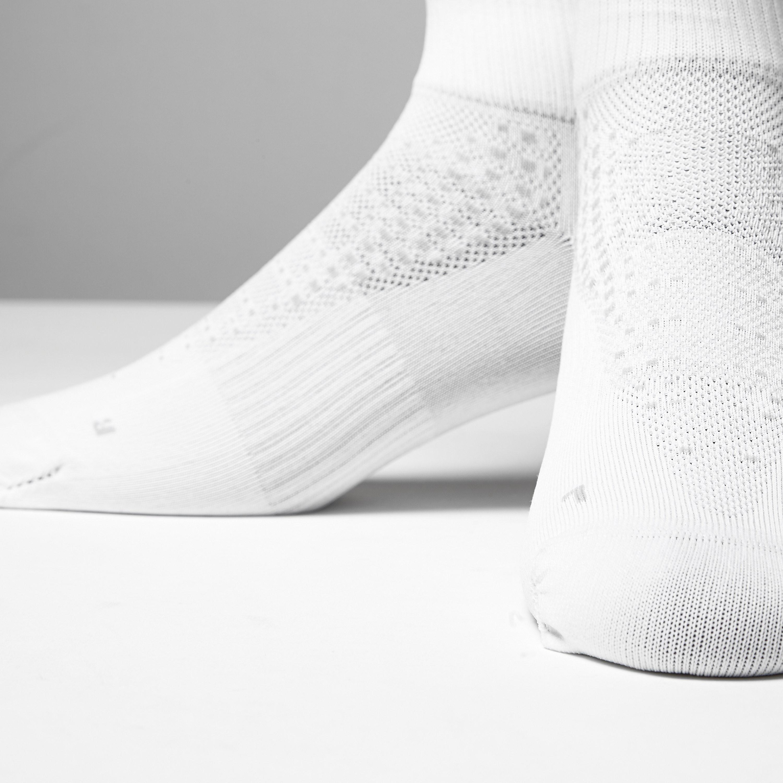 Nike Anti-Blister Lightweight Quarter Running Socks