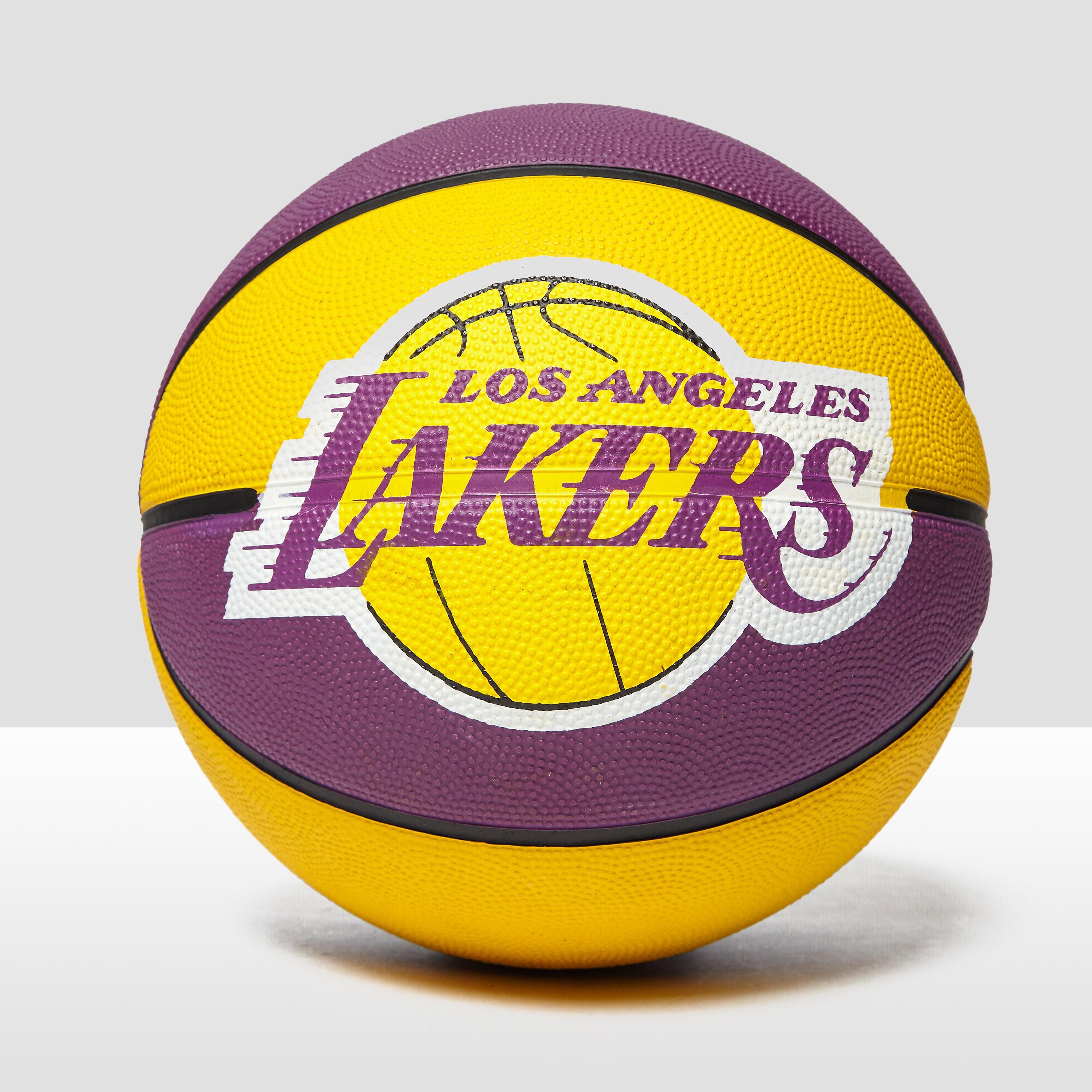 Spalding NBA Team L.A Lakers Basketball