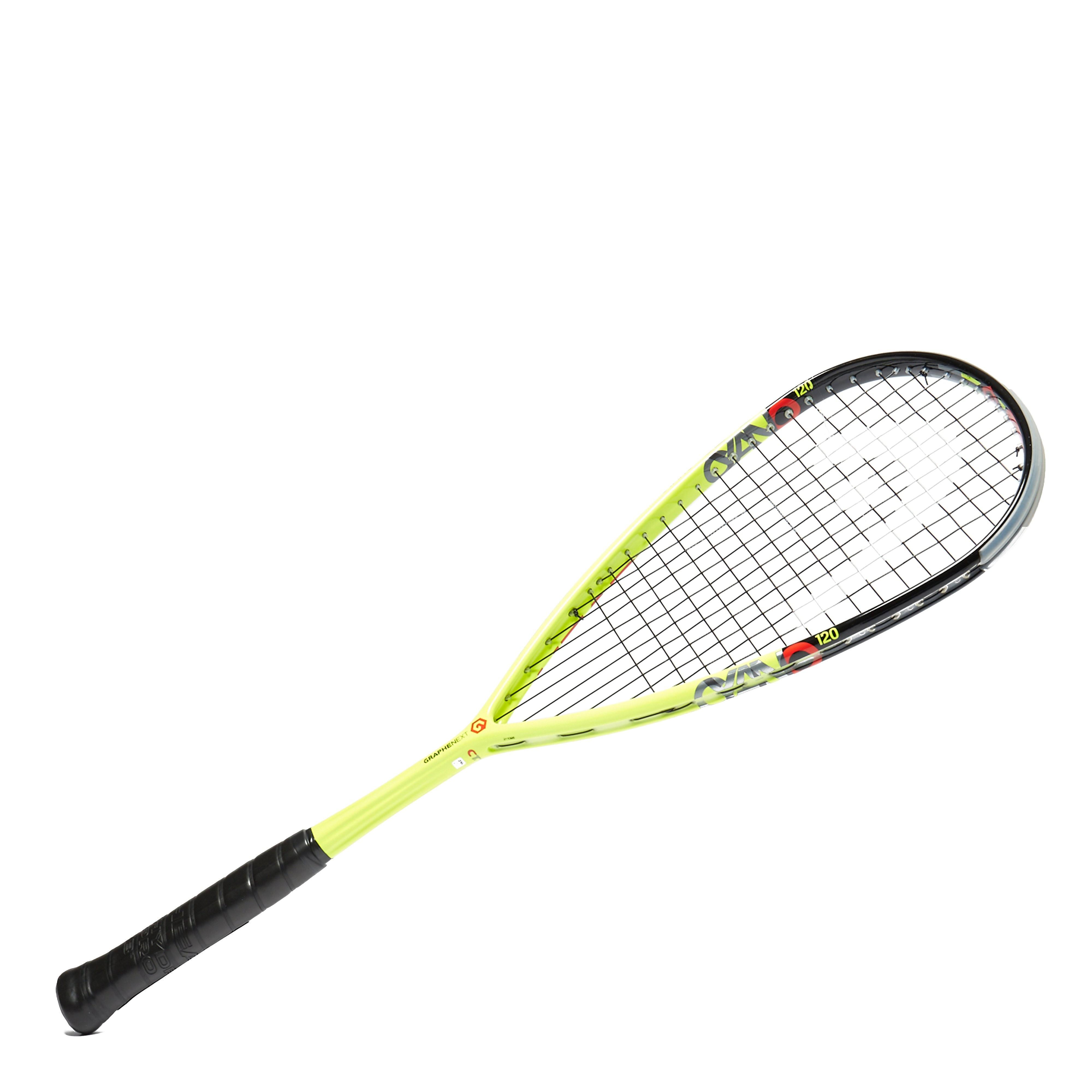 Head GRAPHENE XT CYANO 120 Squash Racket