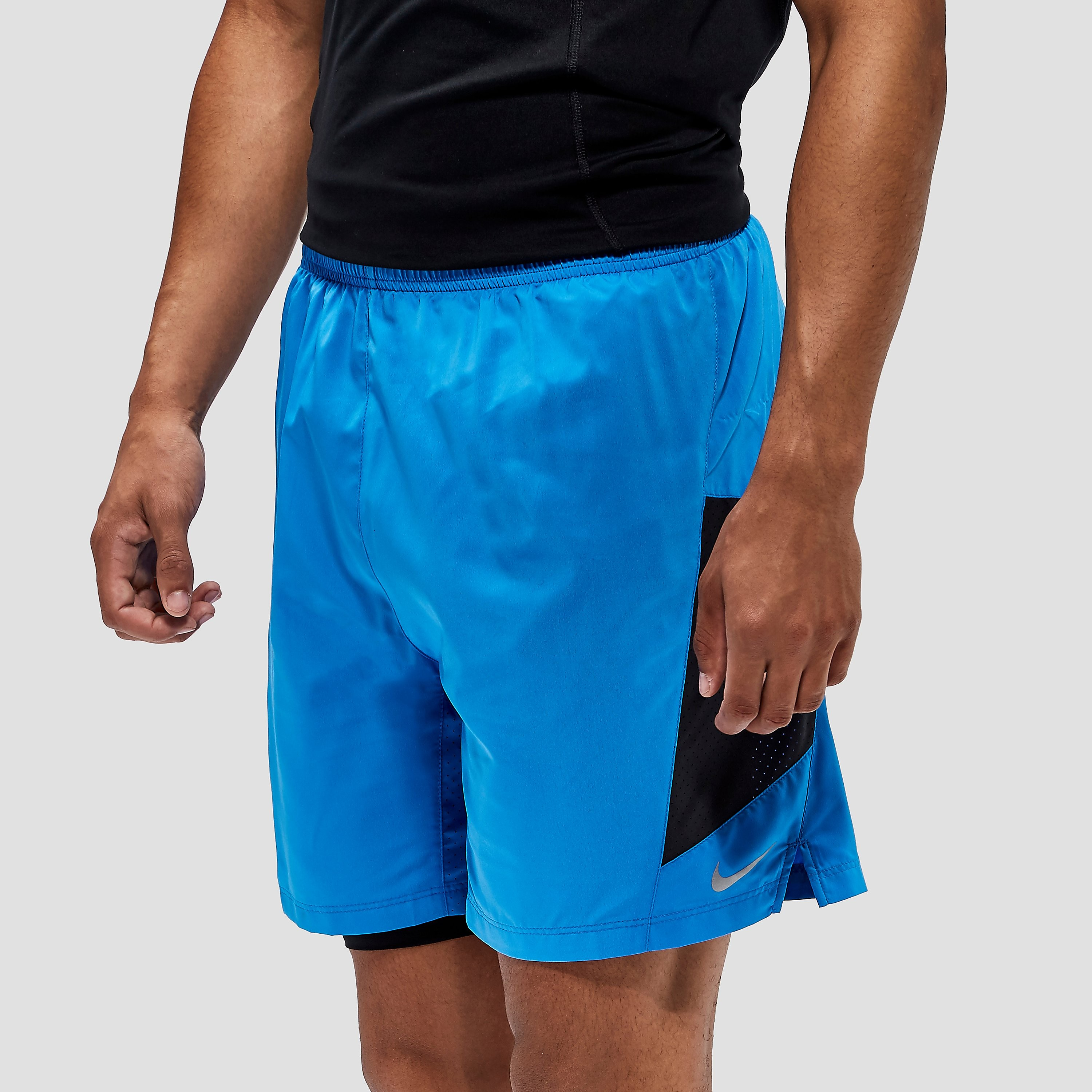 "Nike Pursuit 2-in-1 7"" Men's Running Shorts"