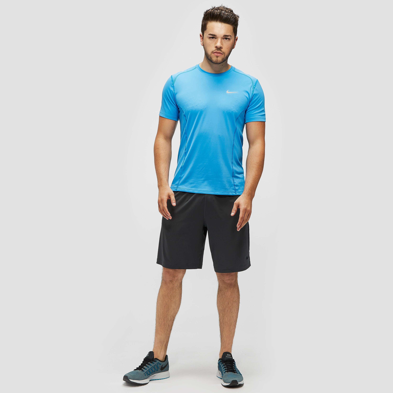 Nike Dry Miler Short-Sleeve Running Top