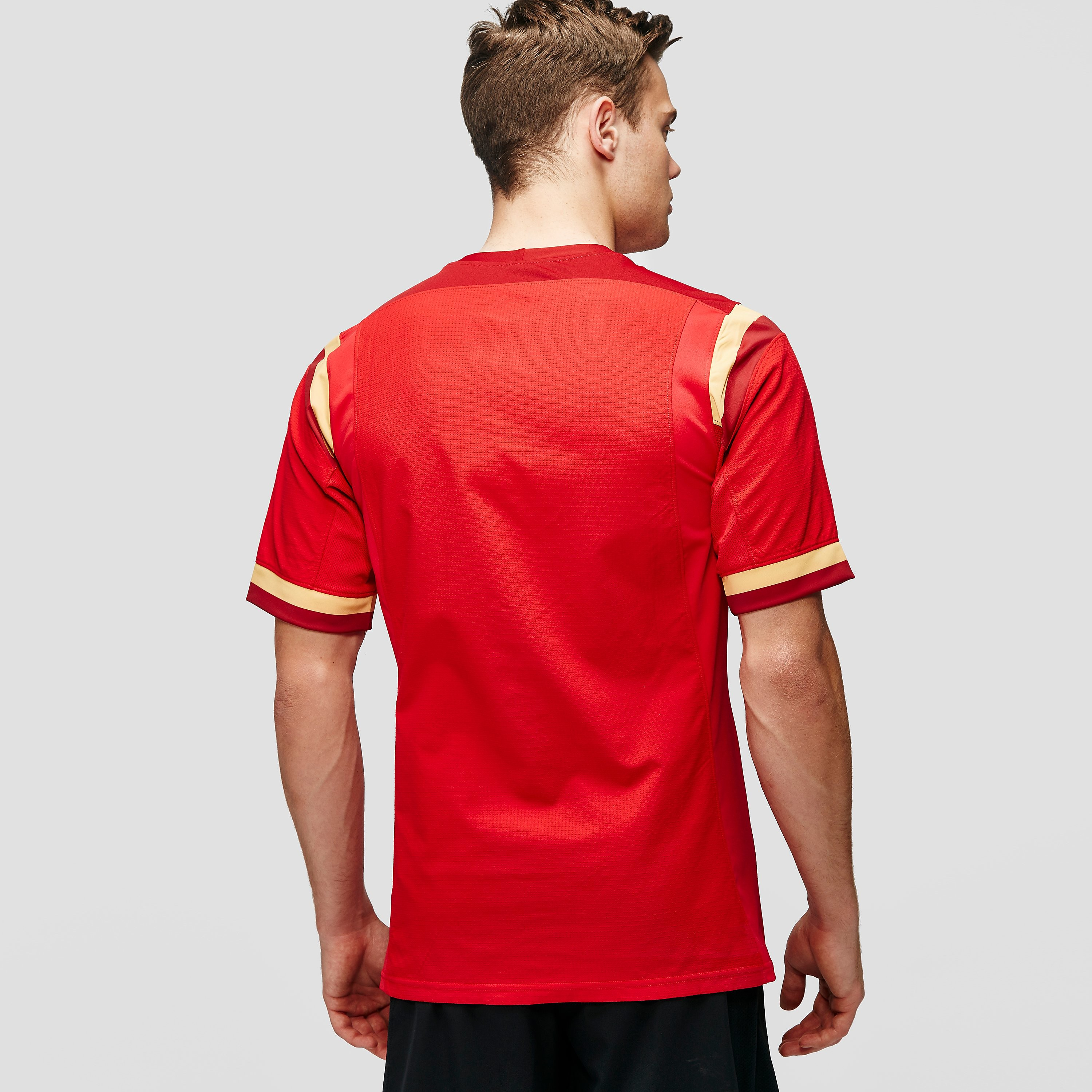 Under Armour WALES Home 2015/16 Gameday Men's Rugby Jersey