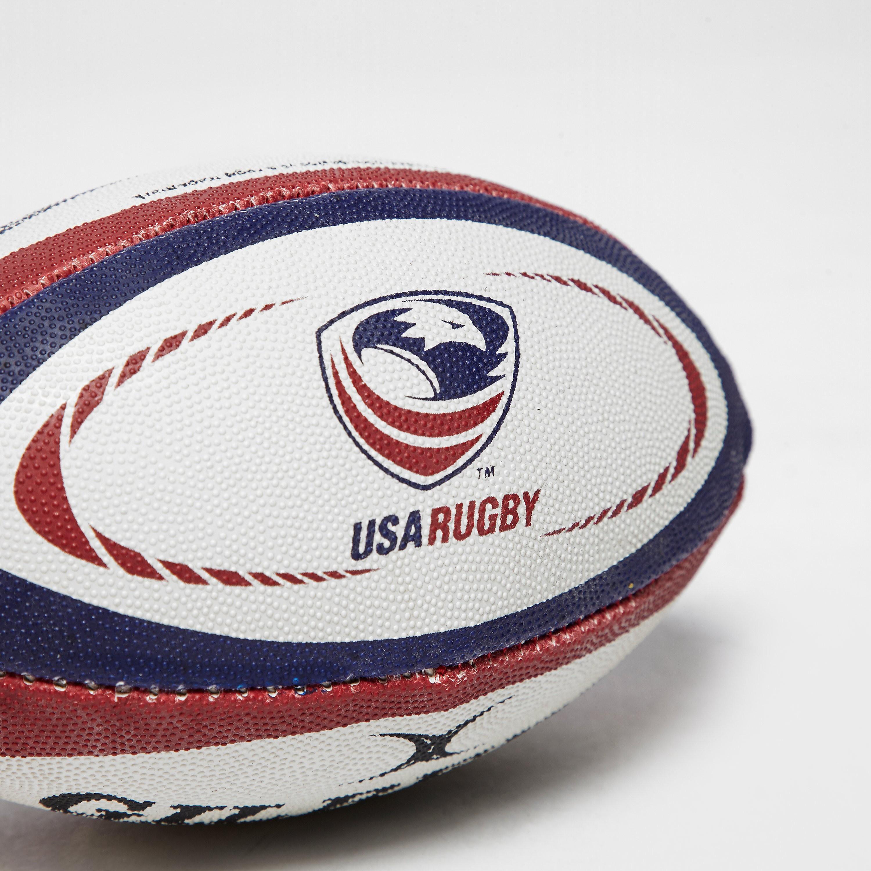 Gilbert USA International Replica Mini Rugby Ball