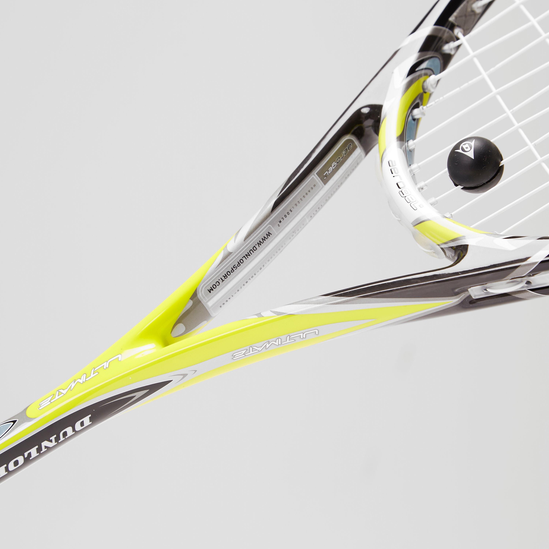 Dunlop Dunlop Aerogel 4D Ultimate Squash Racquet
