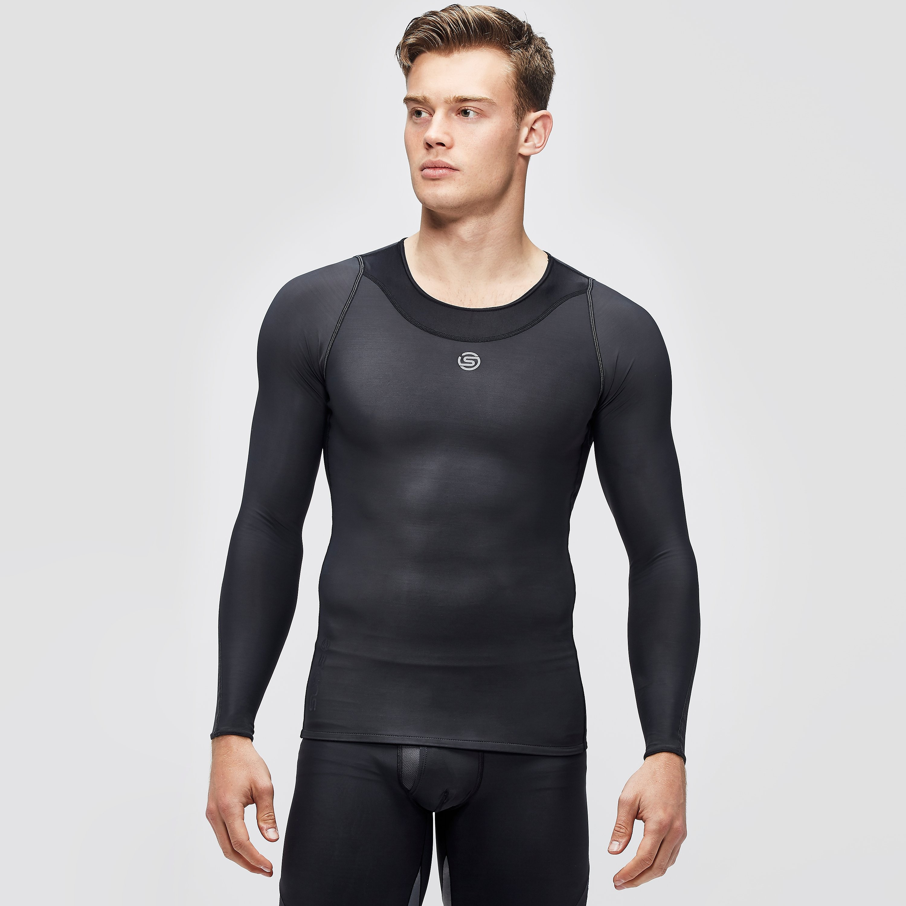 Skins RY400 Mens Compression Long Sleeve Top