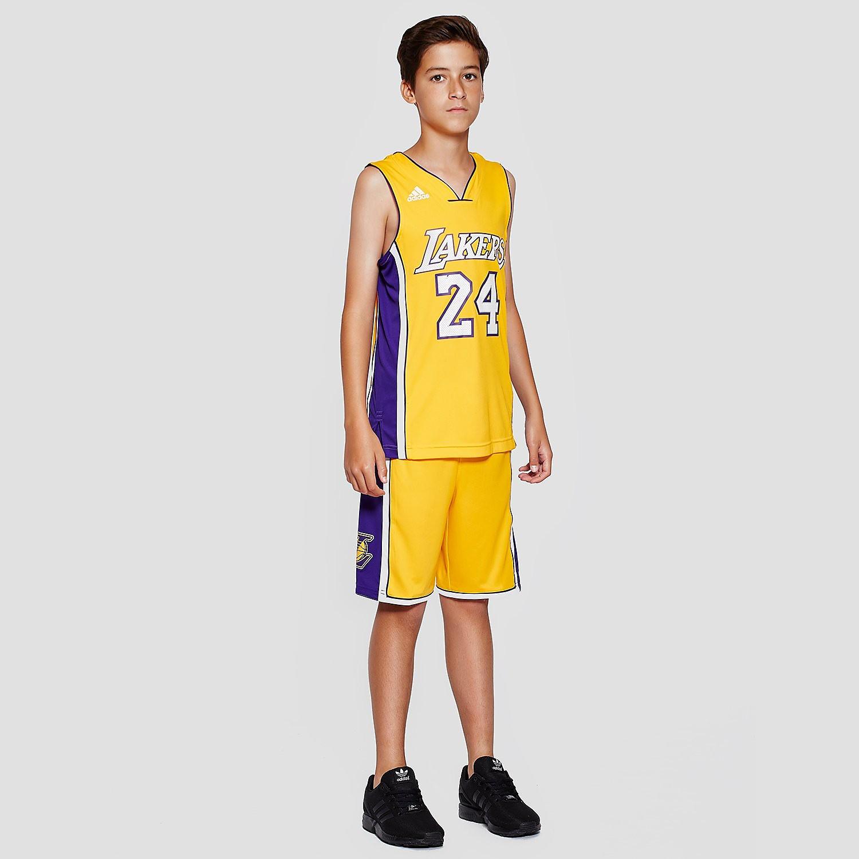 adidas LA Lakers Junior Basketball Jersey