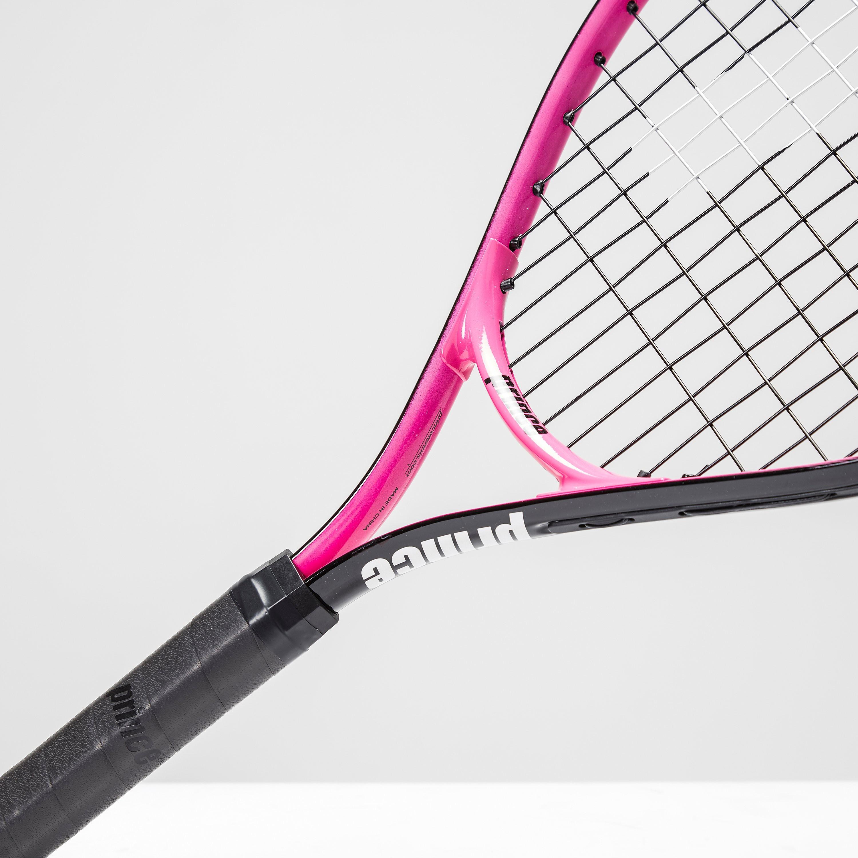 Prince Pink 25 Junior Tennis Racket