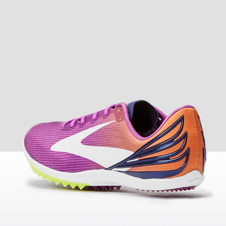 Brooks Ladies Mach 17 Spike Running Shoe