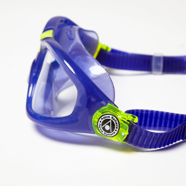 Aqua Sphere Seal Kid 2 Junior Goggles (Blue Lens)