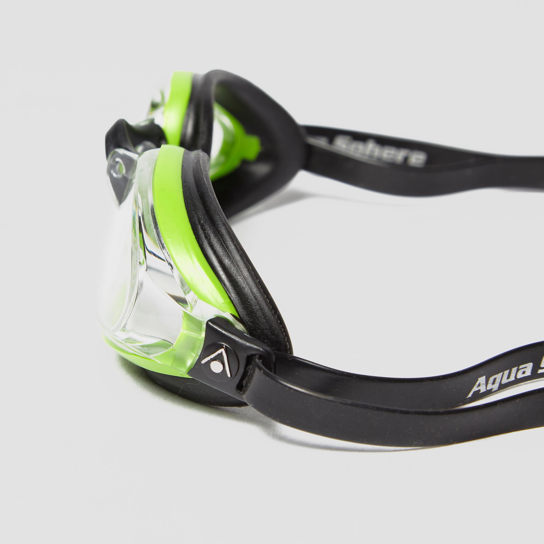 Aqua Sphere K180+ Adult Goggles (Clear Lens)