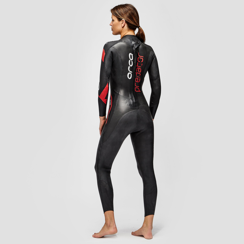 Orca Women's Predator Long Sleeve Wetsuit