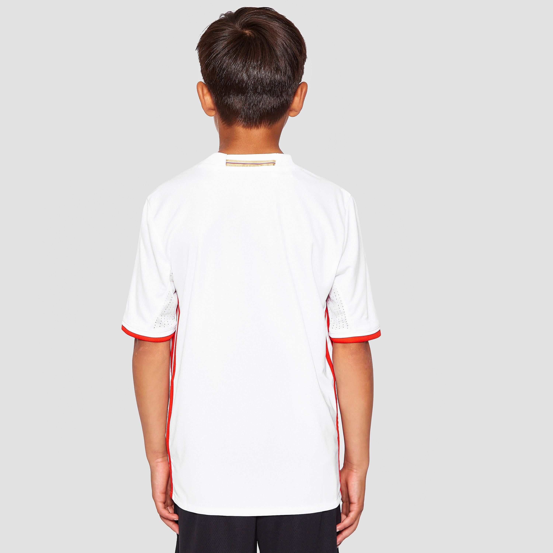 adidas Russia 2015-16 Away Junior Football Short-Sleeve Jersey