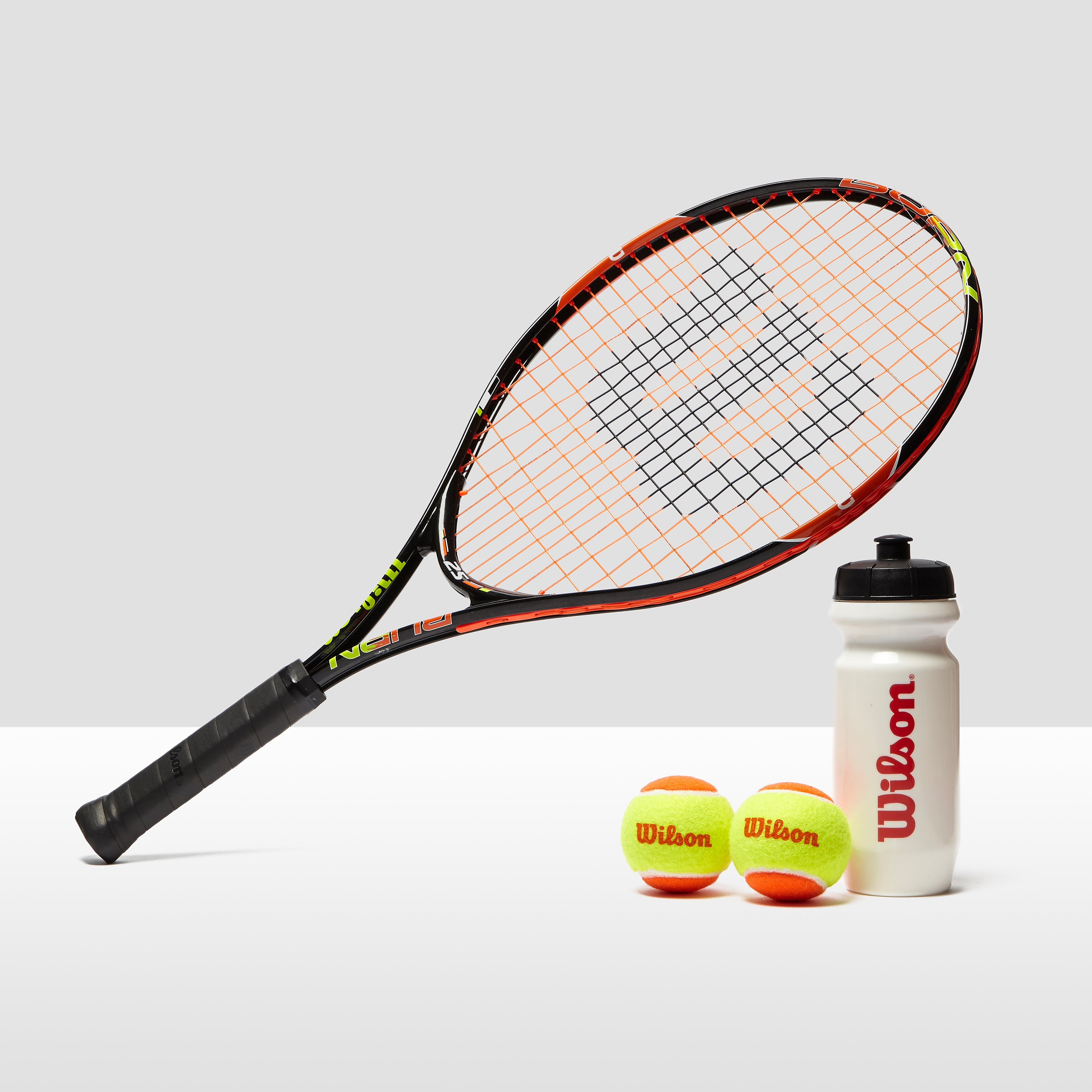 Wilson Burn Starter Set 25 Junior Tennis Racket