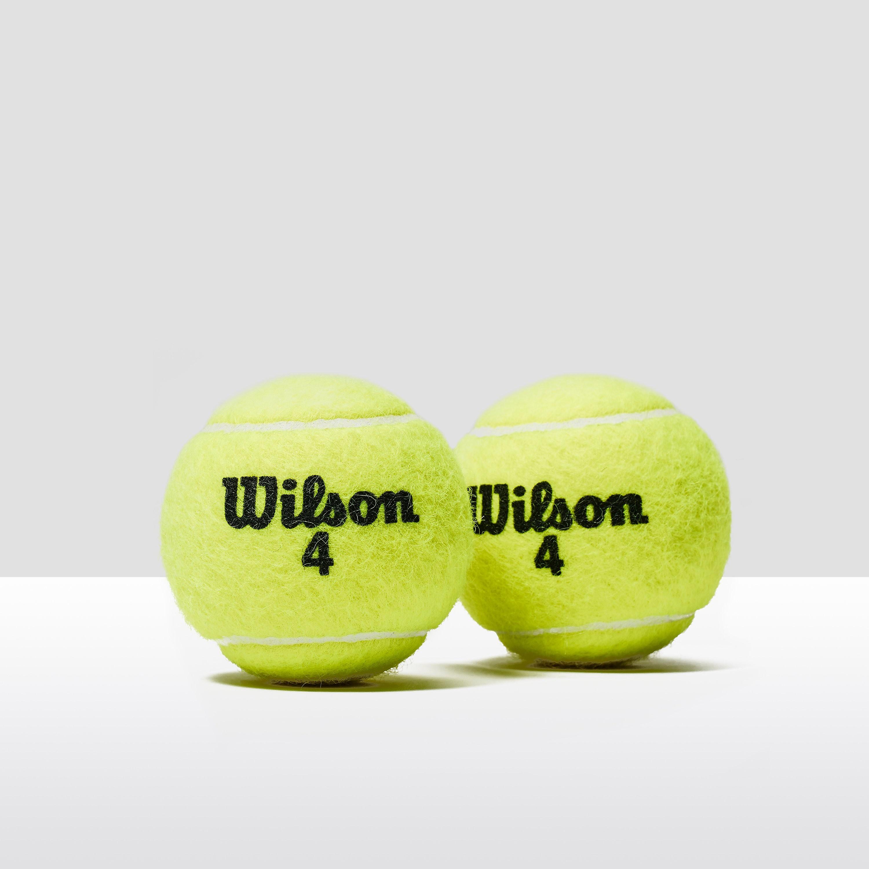 Wilson Australian Open Tennis Balls (4 Ball Can)