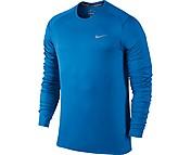 NIKE Dri-FIT Miler Men's Running Long-Sleeve Shirt