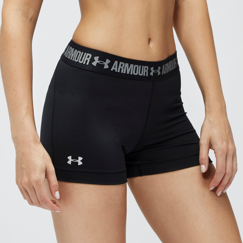 "Under Armour UA HeatGear Armour - 3"" Ladies Shorts"