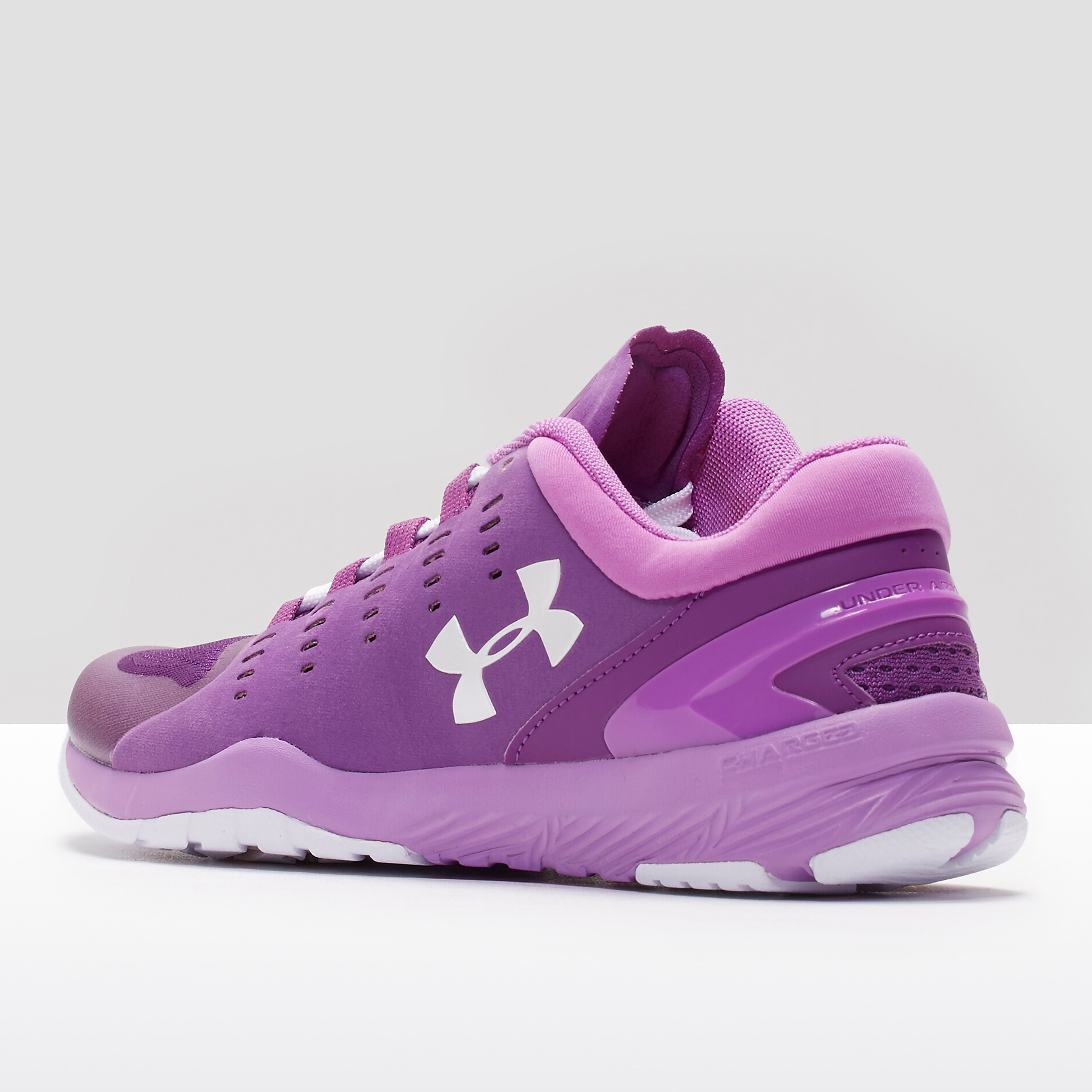 Under Armour UA Charged Stunner Ladies Training Shoe