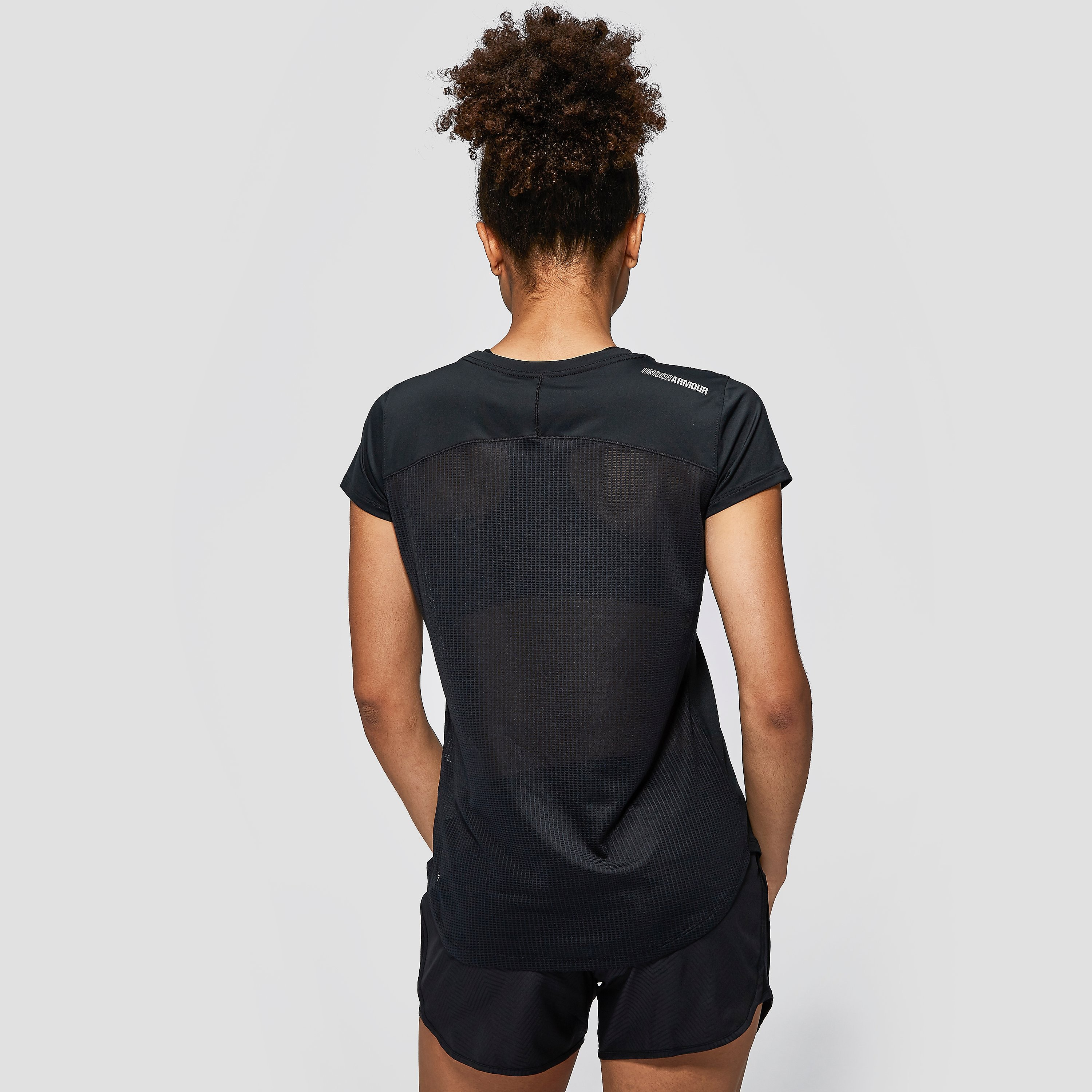 Under Armour UA Fly-By 2.0 Ladies Running Short Sleeve T-Shirt