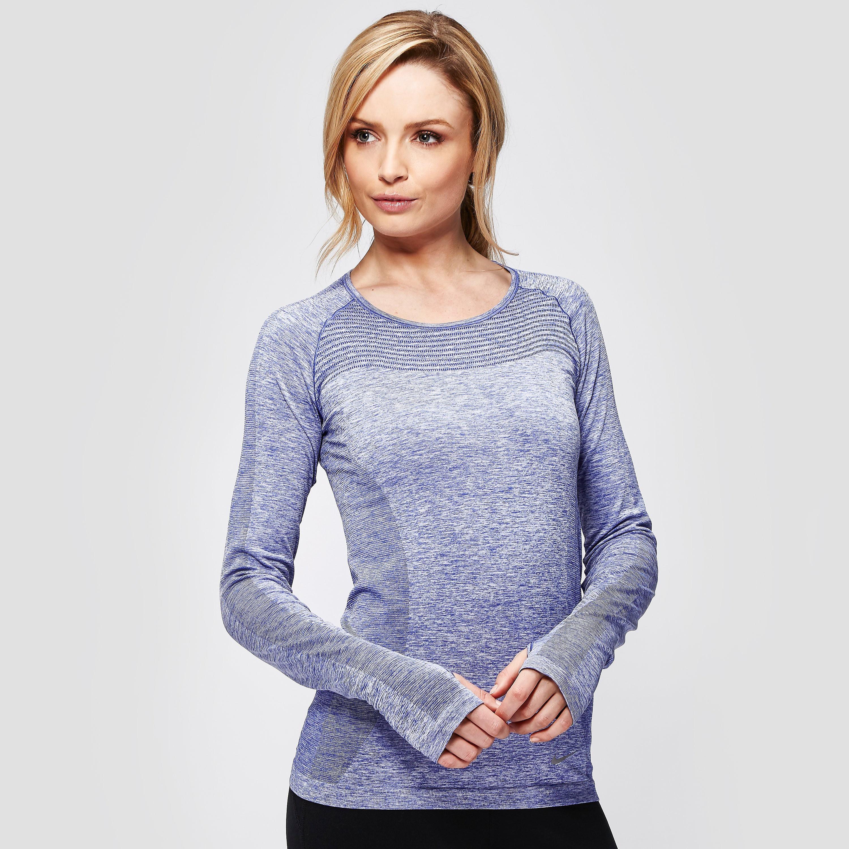 Nike Ladies Dri-FIT Knit Running Top