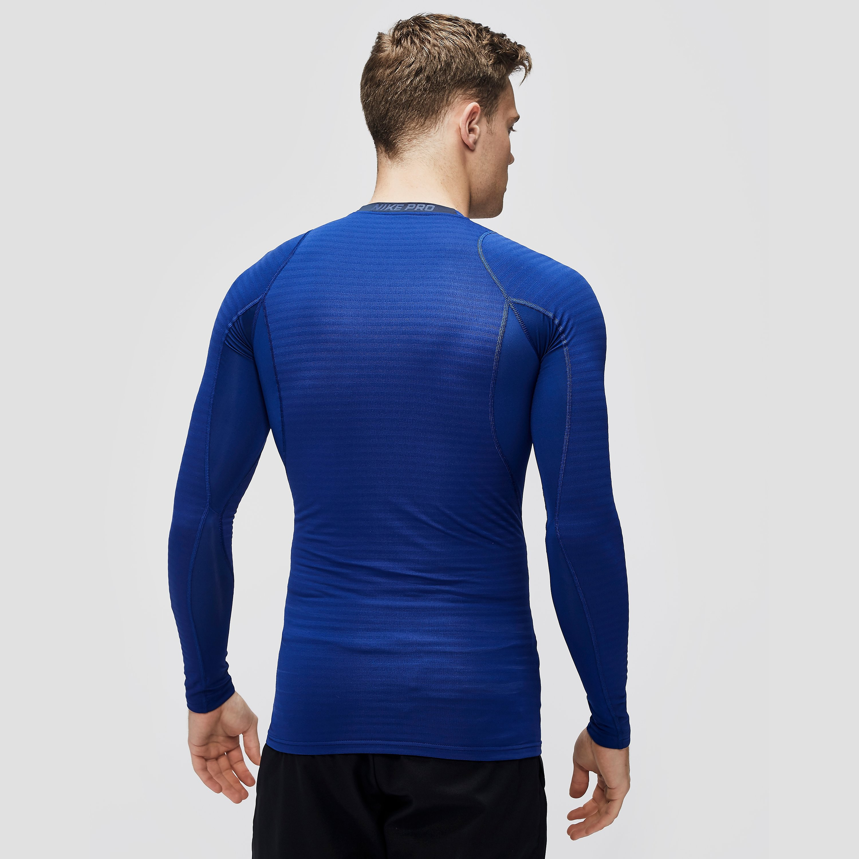 Nike Men's Pro Warm Compression Crew Top
