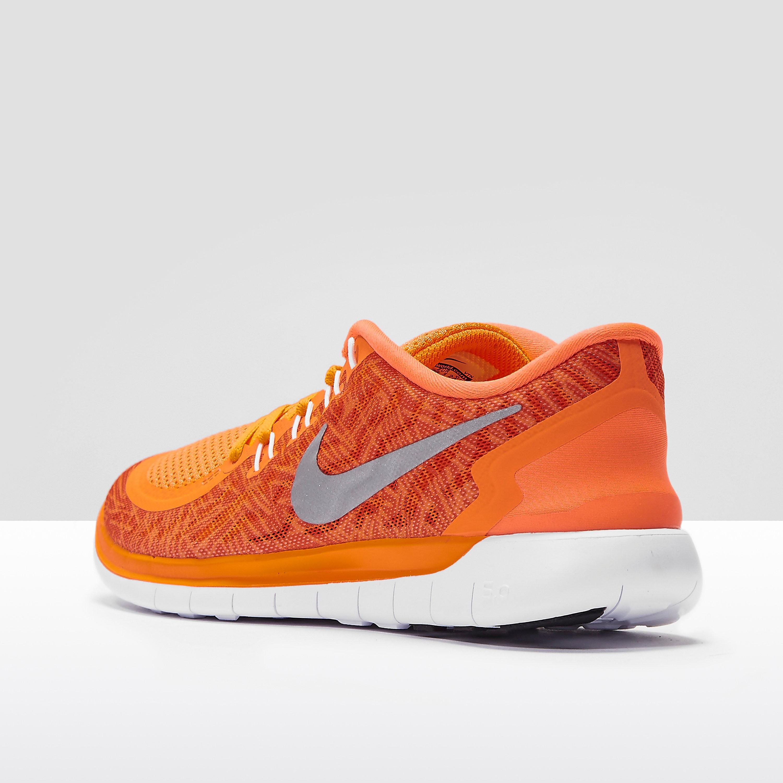 Nike Free 5.0 Print Ladies Running Shoe