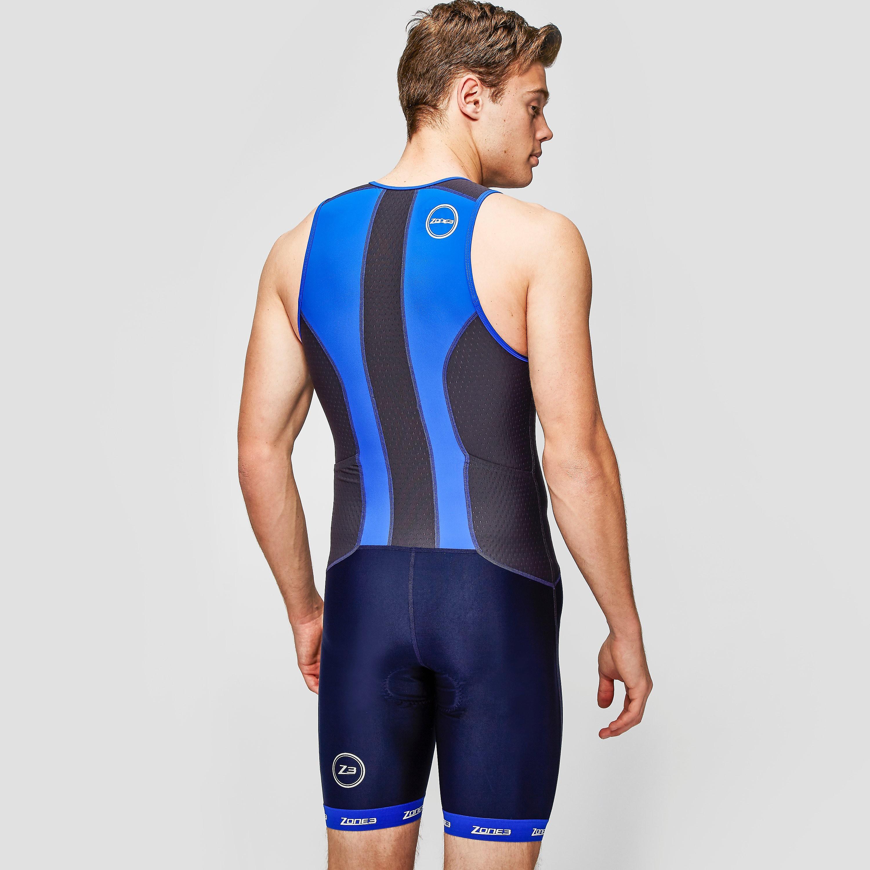 Zone 3 Men's Aquaflo Plus Short Wetsuit