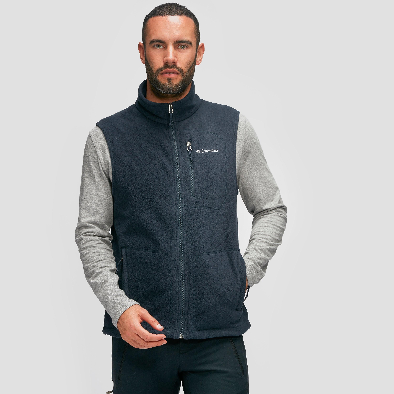 Columbia Men's Fast Trek Fleece Vest
